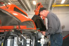Kubota Service - We are a Kubota Elite Dealer and committed to providing quality service to meet our customers' various needs.