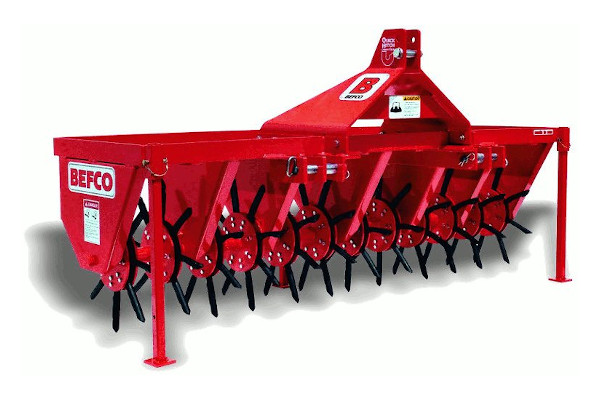 Befco | Core Aerator HD | Model BCA-260 for sale at Salem Farm Supply, New York