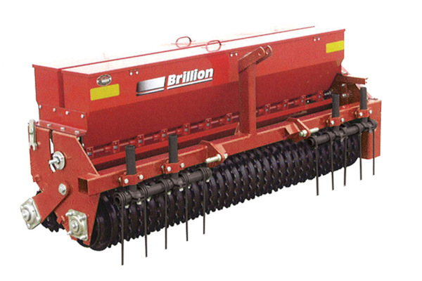 Brillion | Agricultural Seeders | Three-Point Hitch Models (4' to 6') for sale at Salem Farm Supply, New York