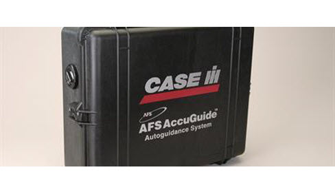 CaseIH AFS AccuGuide Guidance System