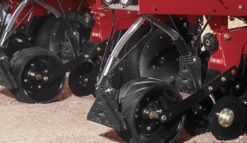 CaseIH Front Rear Spreader attach