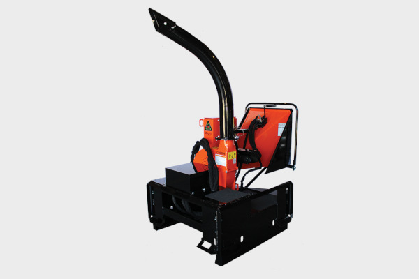 Echo | Skid Steer Chippers | Model CH500H 5 Inch Chipper for sale at Salem Farm Supply, New York