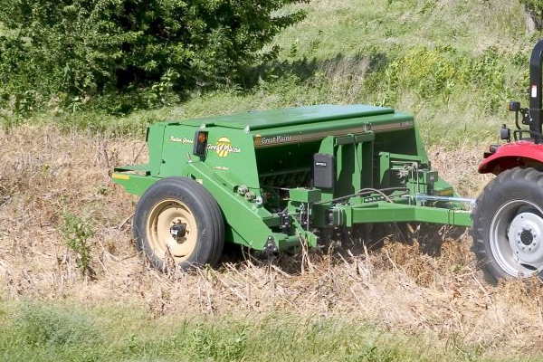 Great Plains | Compact Drills | 10' End Wheel No-Till Compact Drill for sale at Salem Farm Supply, New York