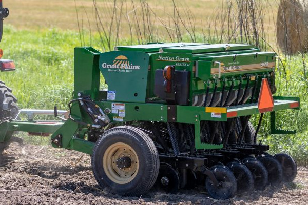 Great Plains | Compact Drills | 6' End Wheel No-Till Compact Drill for sale at Salem Farm Supply, New York