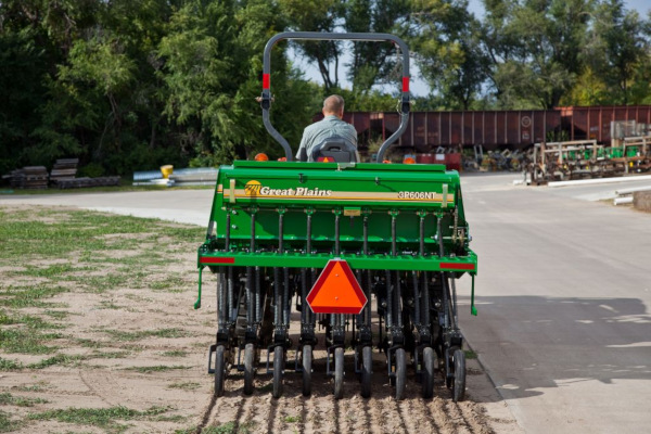 Great Plains | Compact Drills | 6' Mounted No-Till Compact Drill for sale at Salem Farm Supply, New York