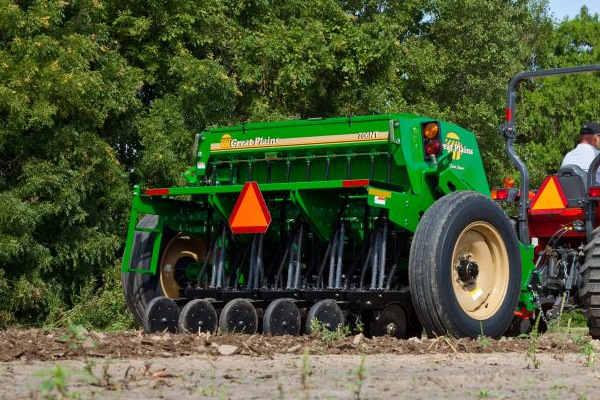 Great Plains | Compact Drills | 7' End Wheel No-Till Compact Drill for sale at Salem Farm Supply, New York