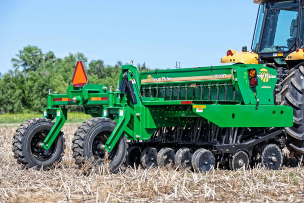 Great Plains | Compact Drills | 8' & 10' Mounted No-Till Compact Drills for sale at Salem Farm Supply, New York