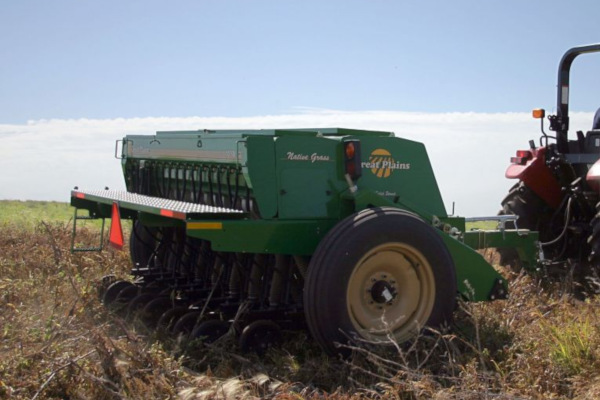 Great Plains | Cover Crops | 10' End Wheel No-Till Compact Drill for sale at Salem Farm Supply, New York