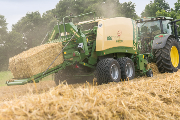 Krone 870 HDP (XC) MultiBale for sale at Salem Farm Supply, New York
