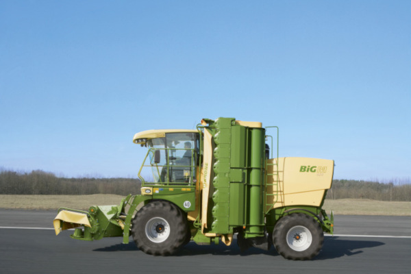 Krone | BiG M Mower Conditioner | Model BiG M 420 for sale at Salem Farm Supply, New York