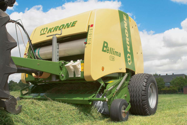 Krone Bellima F 130 for sale at Salem Farm Supply, New York