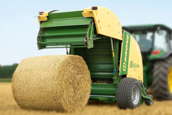 Krone | Round Balers | Bellima Round Balers for sale at Salem Farm Supply, New York