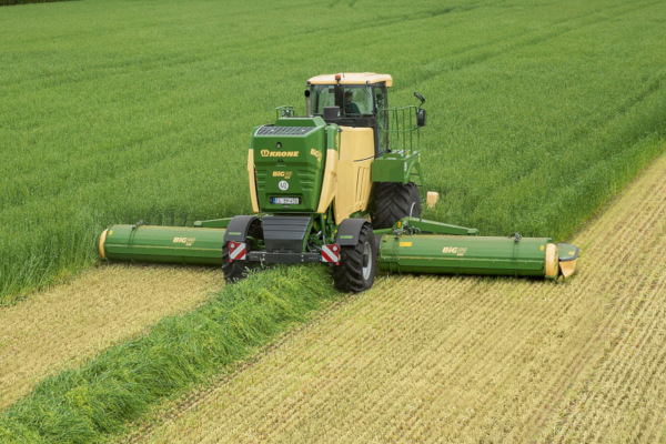 Krone | BiG M Mower Conditioner | Model Big M 450 for sale at Salem Farm Supply, New York