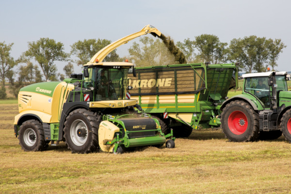 Krone Big X 880 for sale at Salem Farm Supply, New York