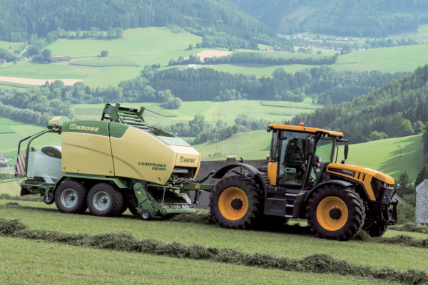 Krone Comprima F 155 XC for sale at Salem Farm Supply, New York