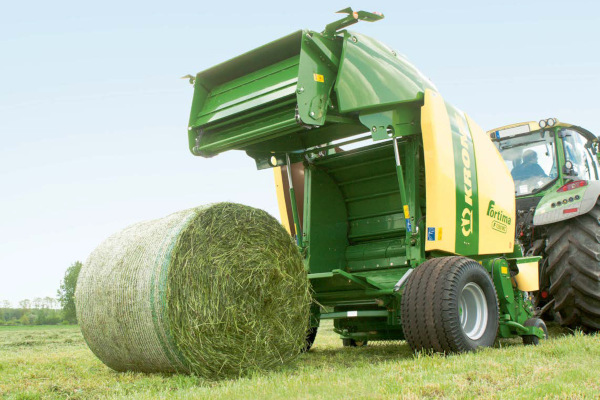 Krone Fortima F 1250 MC for sale at Salem Farm Supply, New York