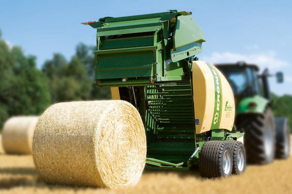 Krone | Round Balers | Fortima Round Balers for sale at Salem Farm Supply, New York