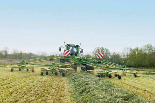 Krone Swadro 1400 Plus for sale at Salem Farm Supply, New York