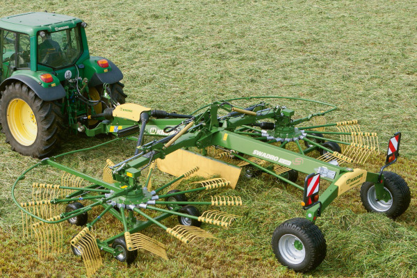 Krone Swadro TC 760 for sale at Salem Farm Supply, New York
