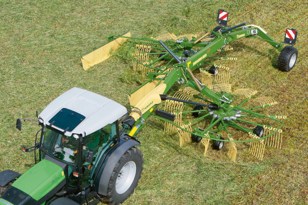 Krone Swadro TS 680 Twin for sale at Salem Farm Supply, New York