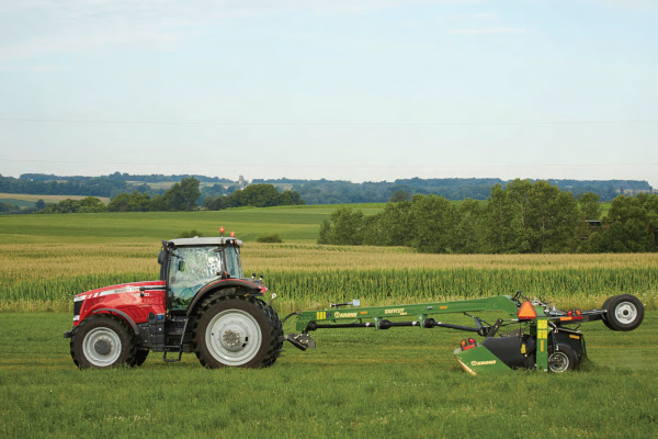Krone EasyCut TC 500 for sale at Salem Farm Supply, New York