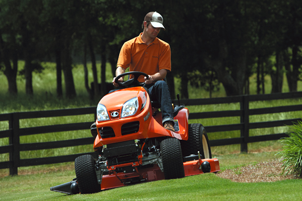 Kubota | Lawn & Garden Tractors | GR Series for sale at Salem Farm Supply, New York