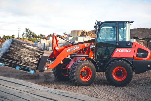 Kubota | Construction Equipment | Wheel Loaders for sale at Salem Farm Supply, New York