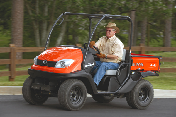 Kubota | RTV Series | Model RTV500 for sale at Salem Farm Supply, New York