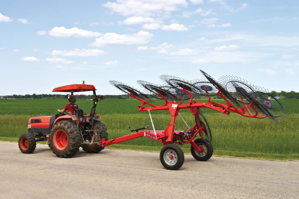 Kuhn | SR 100 GII Series | Model SR 108 GII for sale at Salem Farm Supply, New York