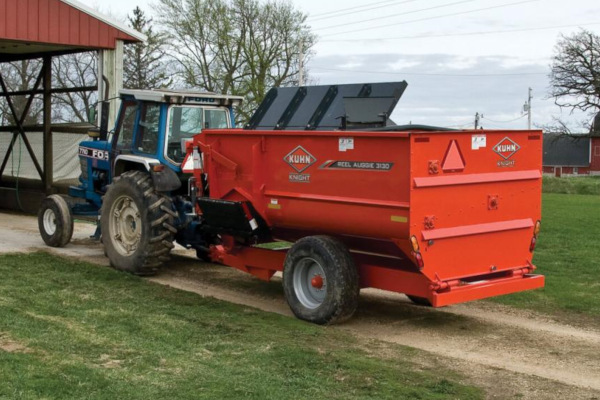 Kuhn | Reel Mixers | 3100 Series for sale at Salem Farm Supply, New York