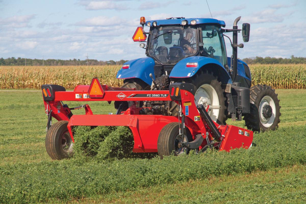 Kuhn | FC 60 TL Series | Model FC 3560 TLS for sale at Salem Farm Supply, New York