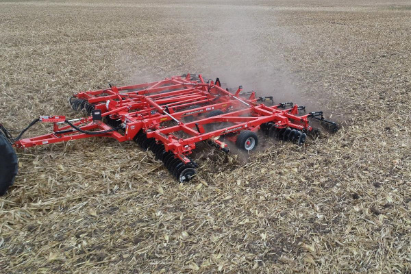 Kuhn | High Speed Vertical Tillage | Excelerator® XT 8010 for sale at Salem Farm Supply, New York