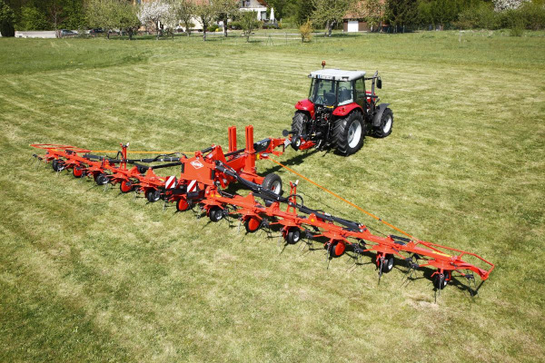 Kuhn | Tedders | GF 1012 T Series for sale at Salem Farm Supply, New York
