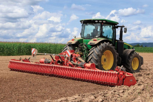 Kuhn | Power Harrows | Model HR 6040 R for sale at Salem Farm Supply, New York