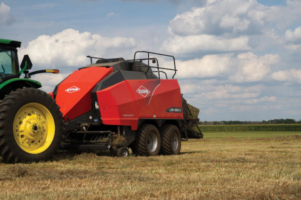 Kuhn | Large Square Balers | LSB D Series for sale at Salem Farm Supply, New York