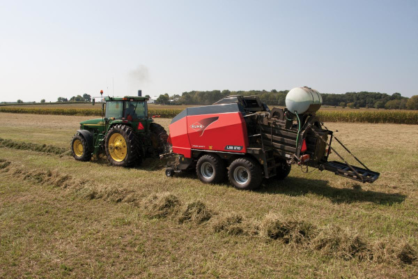 Kuhn | Large Square Balers | LSB 870 for sale at Salem Farm Supply, New York