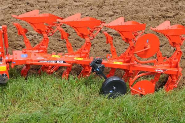 Kuhn | Mounted Rollover Plows | Master 103 for sale at Salem Farm Supply, New York