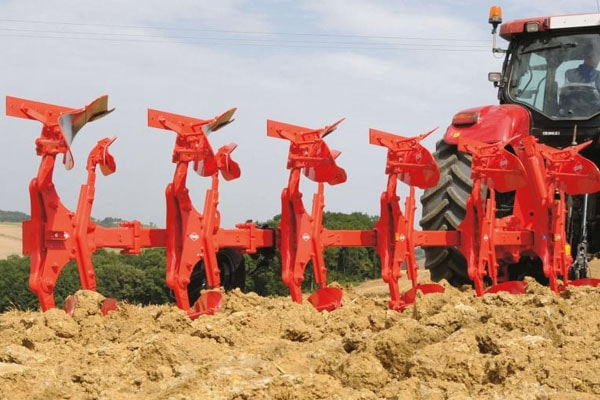Kuhn | Mounted Rollover Plows | Multi-Master 123 for sale at Salem Farm Supply, New York