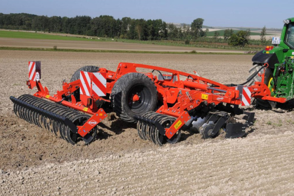 Kuhn | High-Speed Conventional Tillage | Optimer+ 1003 Trailed Series for sale at Salem Farm Supply, New York