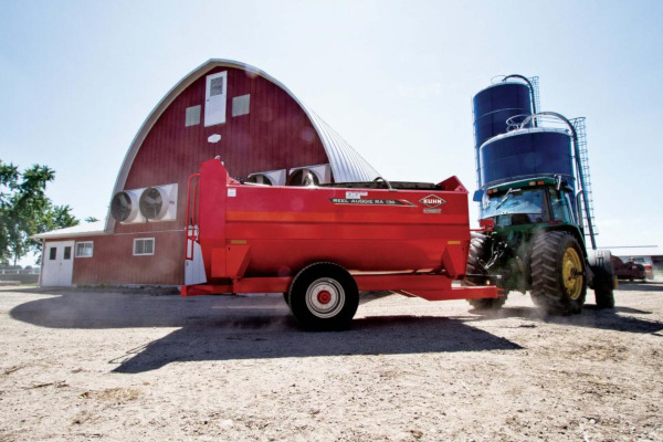 Kuhn | Reel Mixers | RA 100 Series for sale at Salem Farm Supply, New York