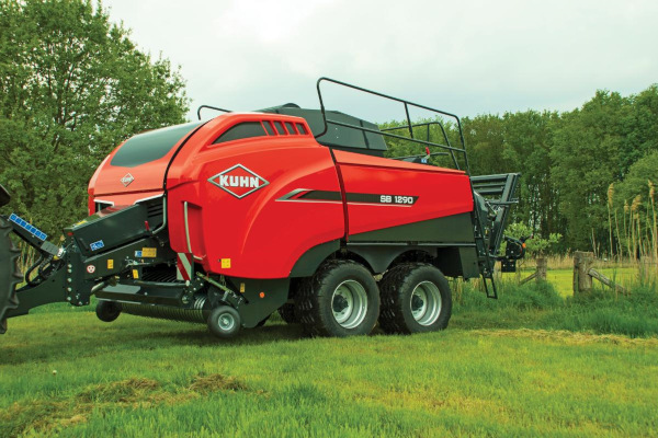 Kuhn | Large Square Balers | SB Series for sale at Salem Farm Supply, New York