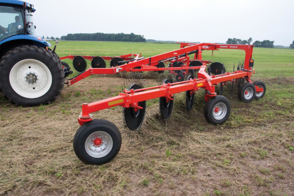 Kuhn SR 616 GII for sale at Salem Farm Supply, New York