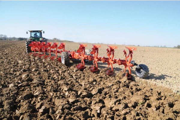 Kuhn | Plows | Semi-Mounted Rollover Plows for sale at Salem Farm Supply, New York