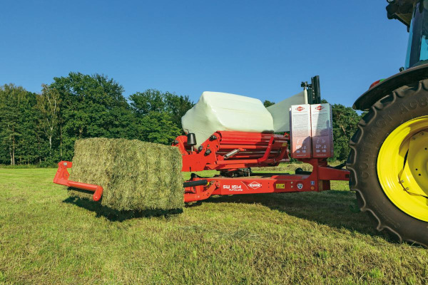 Kuhn | Hay and Forage Tools | Wrappers for sale at Salem Farm Supply, New York