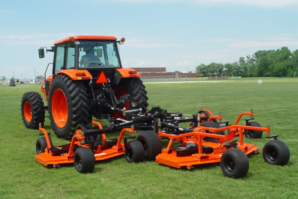 Land Pride | Grooming Mowers | AFM4216 All-Flex Mowers for sale at Salem Farm Supply, New York