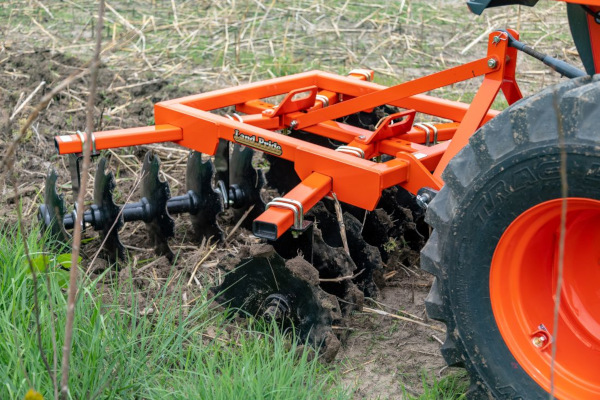 Land Pride | DH15 Series Disc Harrows | Model DH1560 for sale at Salem Farm Supply, New York