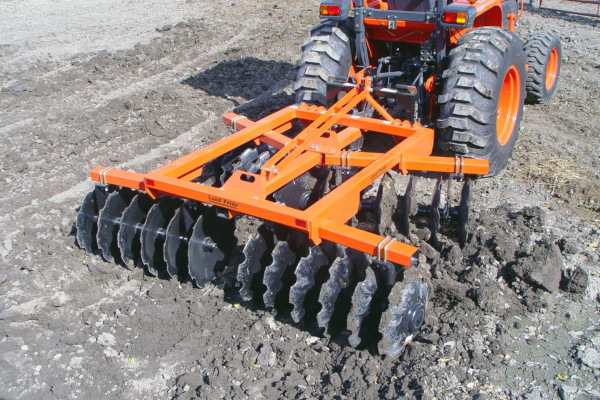 Land Pride | DH25 Series Disc Harrows | Model DH2572 for sale at Salem Farm Supply, New York