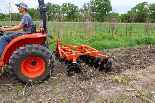 Land Pride | DH15 Series Disc Harrows | Model DH1572 for sale at Salem Farm Supply, New York