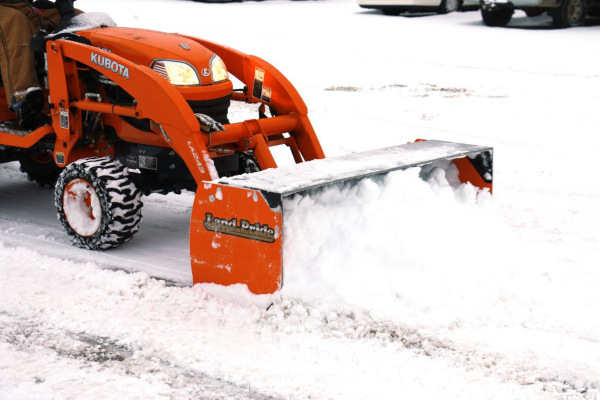 Land Pride | Snow Removal | SPL05 Loader Mount Snow Pushers for sale at Salem Farm Supply, New York