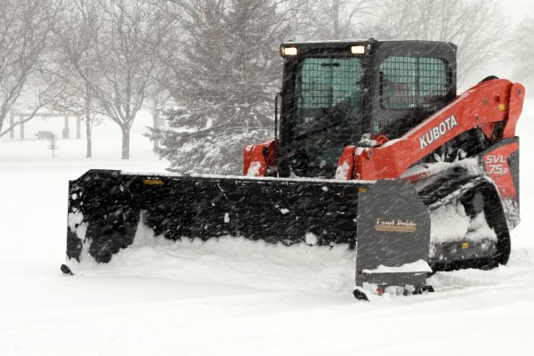 Land Pride | SSP25 Snow Pushers | Model SSP2512 for sale at Salem Farm Supply, New York